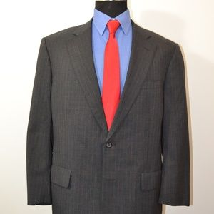 Brooks Brothers 42R Sport Coat Blazer Suit Jacket